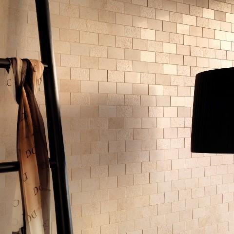 Mosaico Brick Azteca Beige-