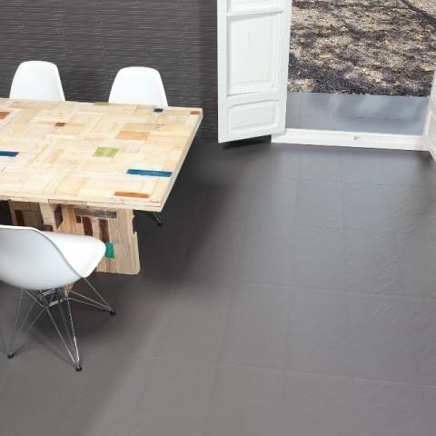 Onix Antracita 30X60 rustico + Muro Onix Antracita
