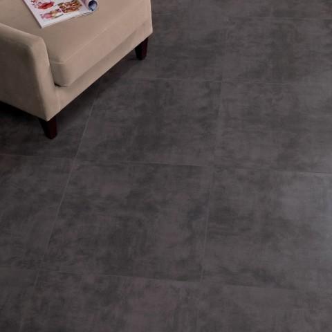 Portland Negro 60X60 lucidato